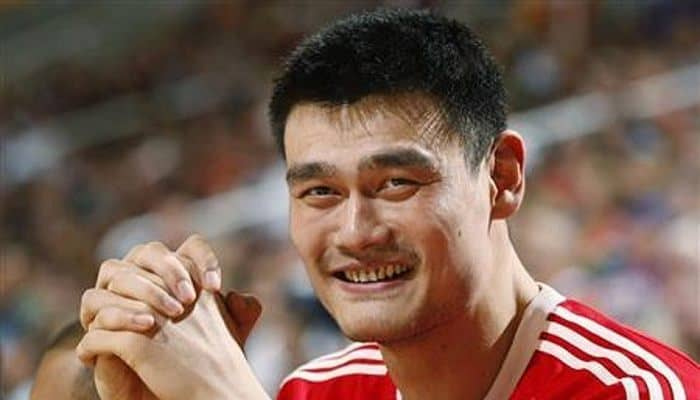 Richest NBA Players - Yao Ming