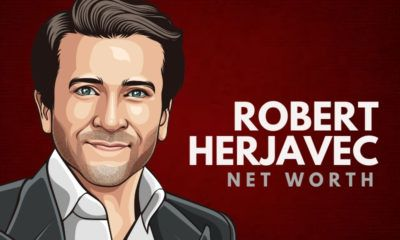 Robert Herjavec's Net Worth