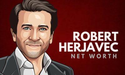 Robert Herjavec's Net Worth