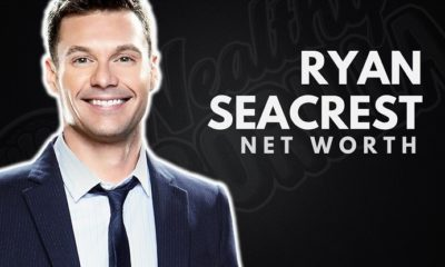 Ryan Seacrest's Net Worth