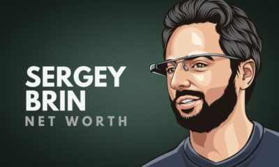 Sergey Brin's Net Worth