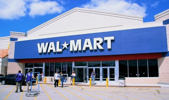 The Future is here - Walmart Launches Grocery-Shopping Robots