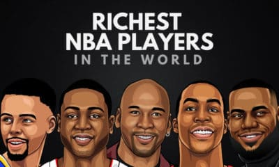 The Richest NBA Players