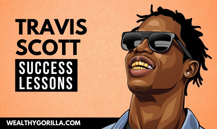 Travis Scott's Success Lessons