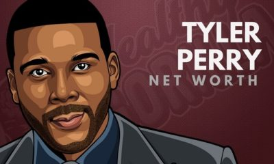 Tyler Perry's Net Worth