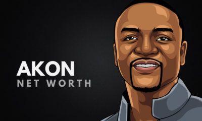 Akon's Net Worth
