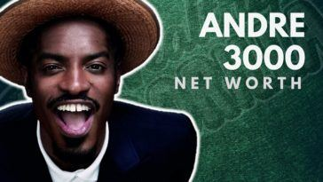 Andre 3000's Net Worth