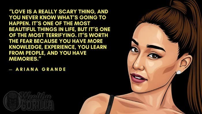 Best Ariana Grande Quotes 1