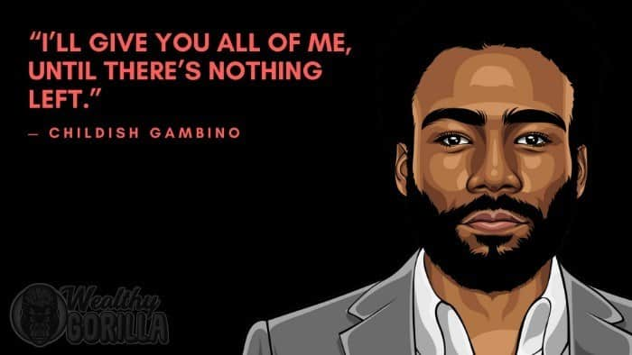 Best Childish Gambino Quotes 2