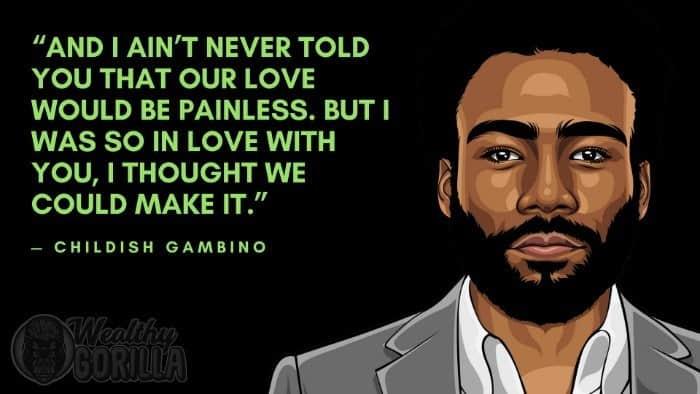 Best Childish Gambino Quotes 6