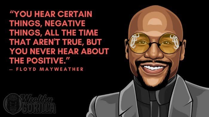 Best Floyd Mayweather Quotes 1