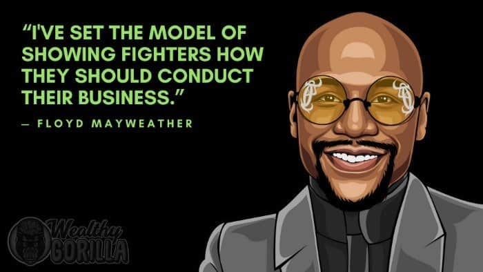 Best Floyd Mayweather Quotes 2