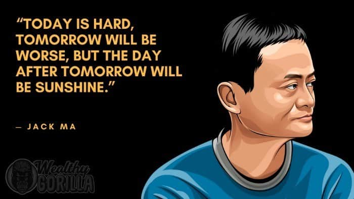Best Jack Ma Quotes 1