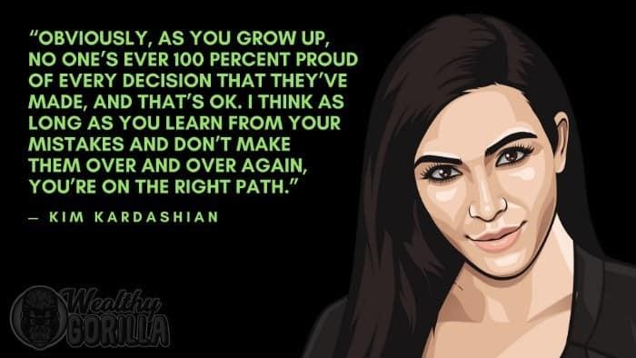 Best Kim Kardashian Quotes (2)