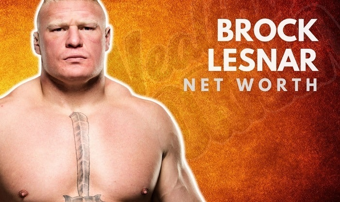 Brock Lesnar's Net Worth