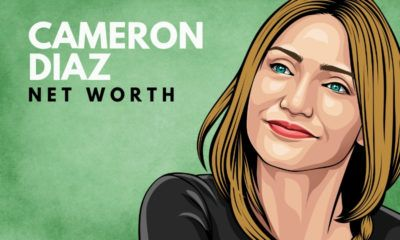 Cameron Diaz's Net Worth