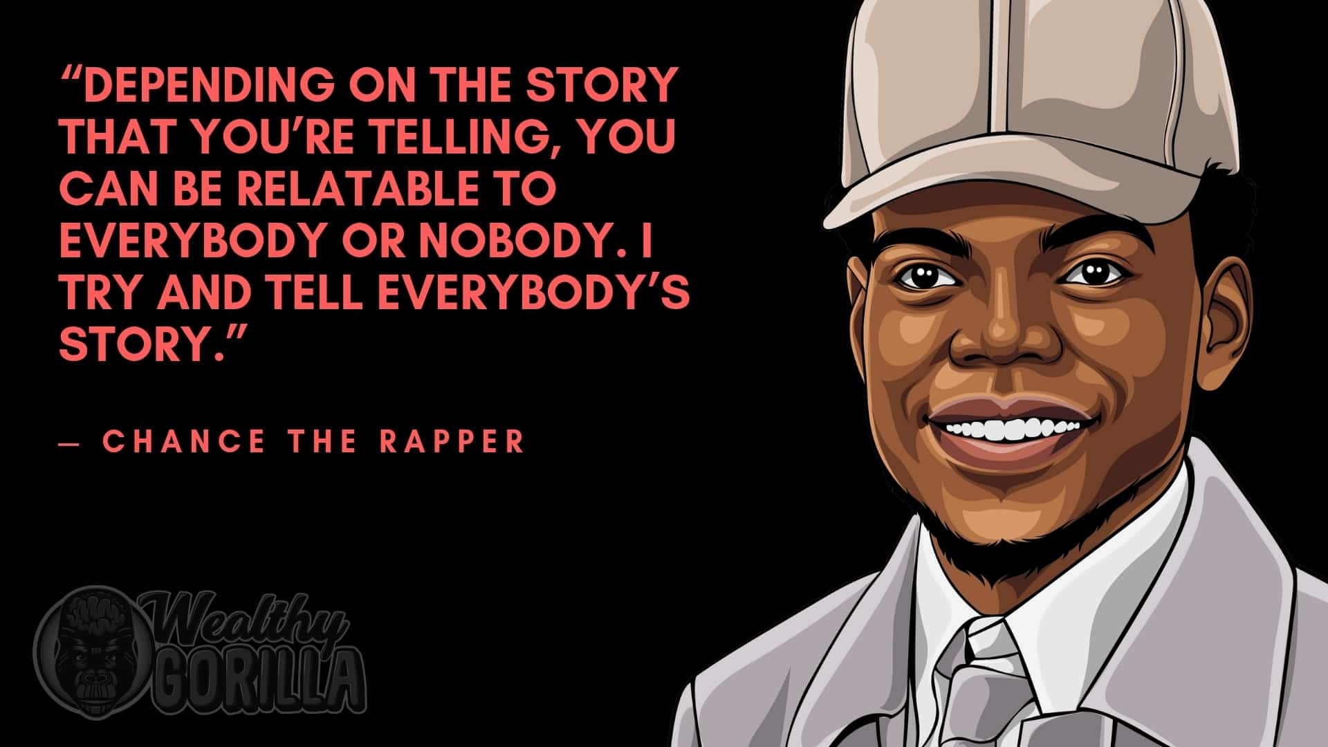 Chance the Rapper Quotes 2