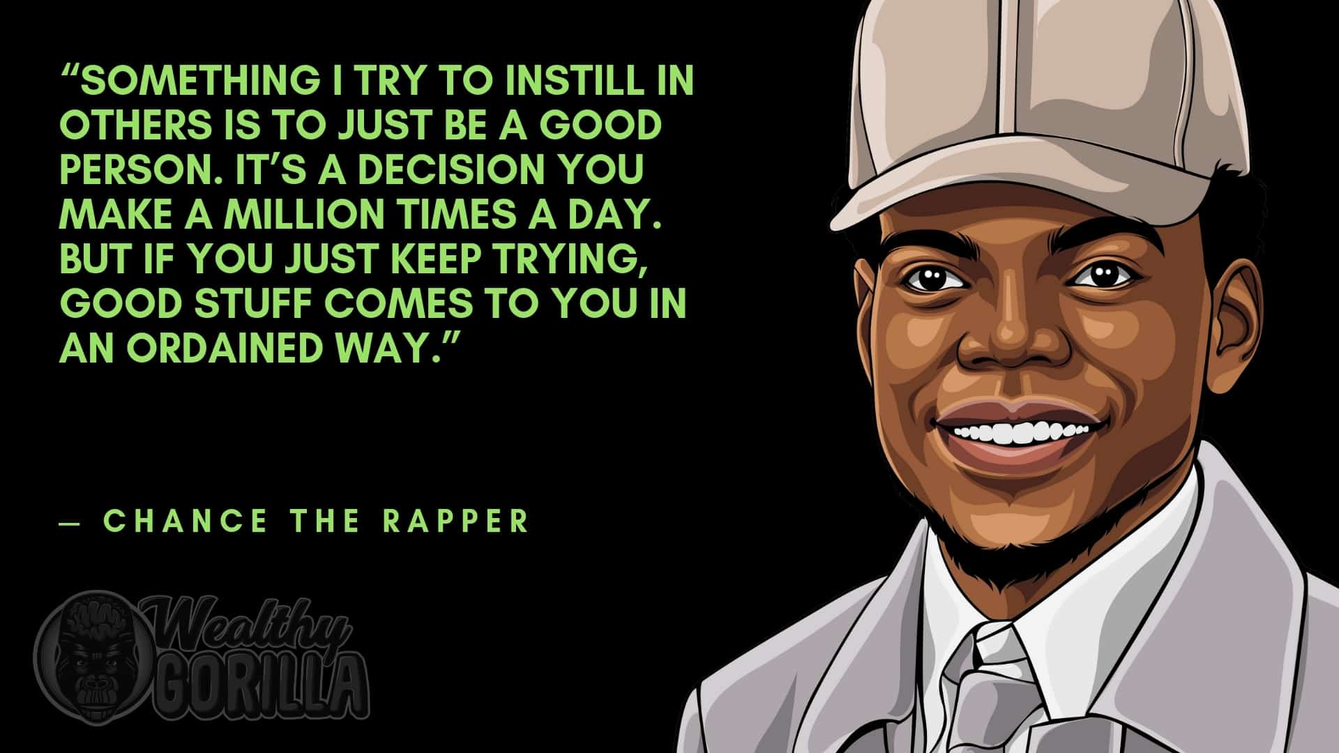 Chance the Rapper Quotes 3