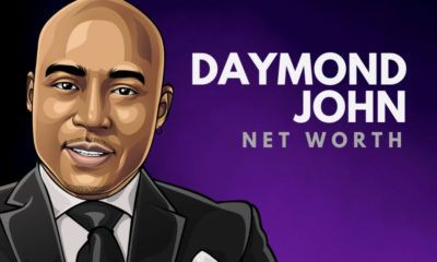 Daymond John's Net Worth