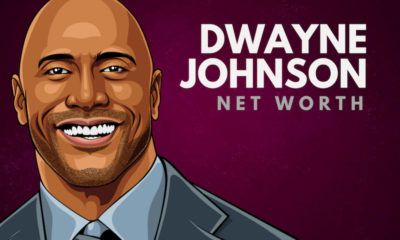 Dwayne Johnson's Net Worth