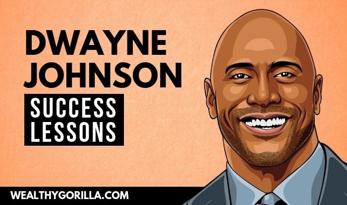 Dwayne Johnson Success Lessons