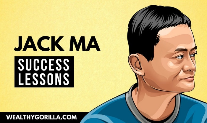 Jack Ma's Success Lessons