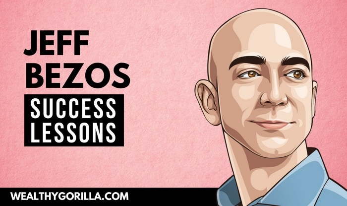 Jeff Bezos' Success Lessons