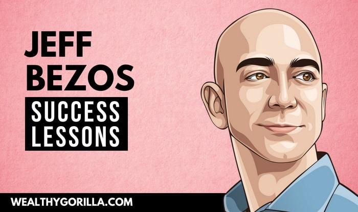 Jeff Bezos' Success Lessons