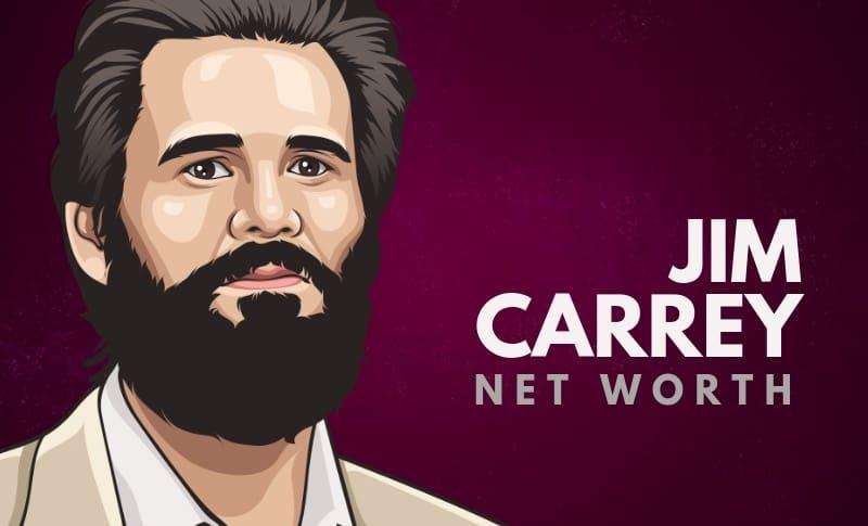 Jim Carrey's Net Worth