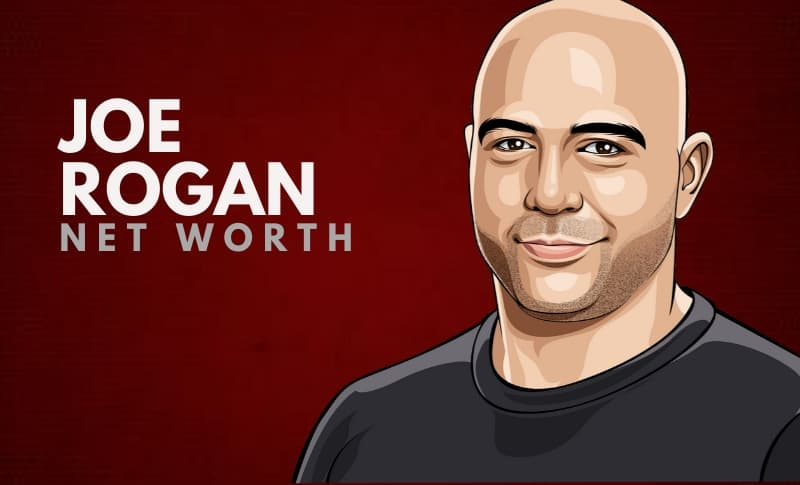 Joe Rogan's Net Worth (Updated 2021) | Wealthy Gorilla
