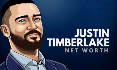 Justin Timberlake's Net Worth