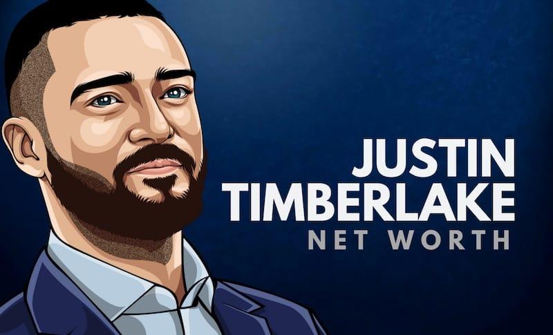 Justin Timberlake's Net Worth