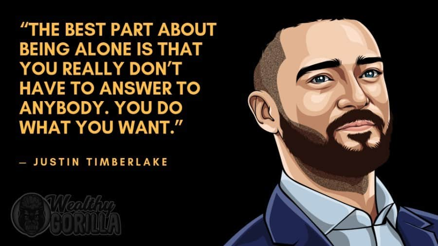 Justin Timberlake Quotes 1