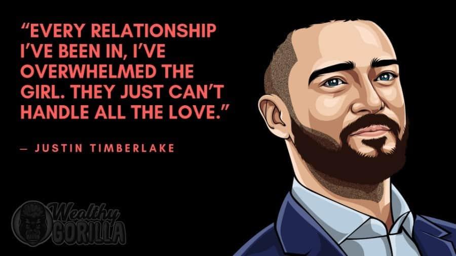 Justin Timberlake Quotes 2
