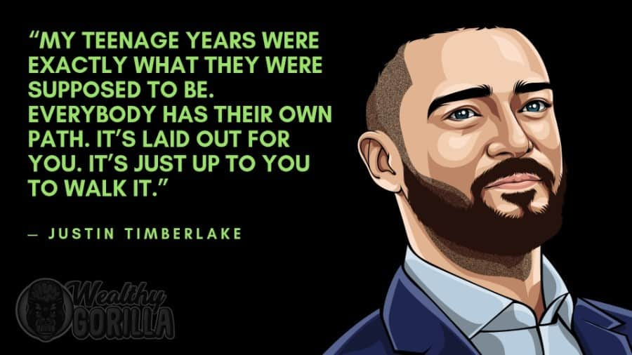 Justin Timberlake Quotes 3