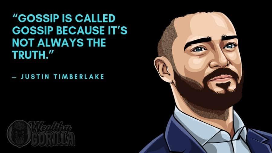 Justin Timberlake Quotes 4