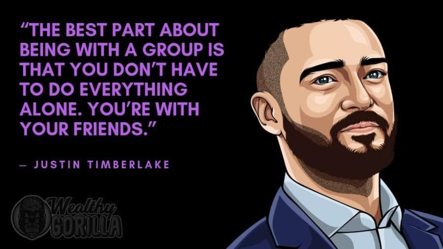 Justin Timberlake Quotes 5