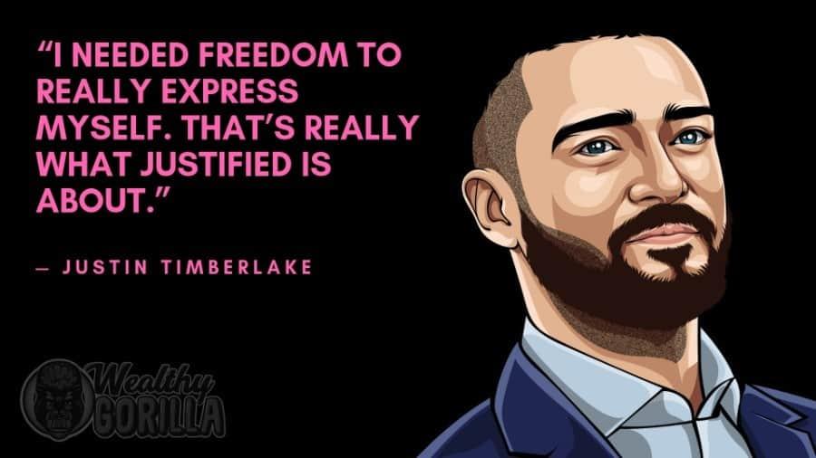 Justin Timberlake Quotes 6