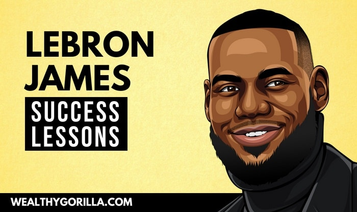 Lebron James' Success Lessons