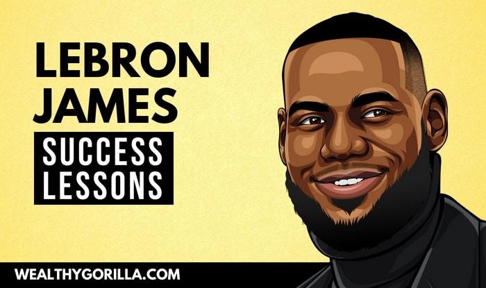 Lebron James' Success Lessons