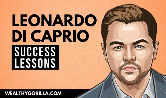 Leonardo Di Caprio's Success Lessons