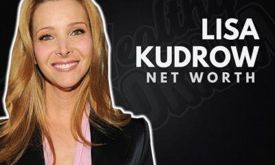 Lisa Kudrow's Net Worth