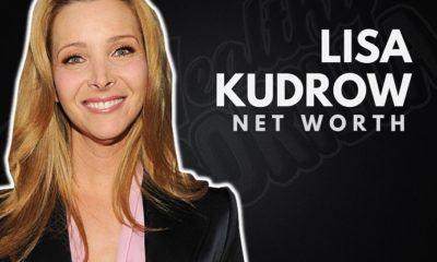 Lisa Kudrow's Net Worth