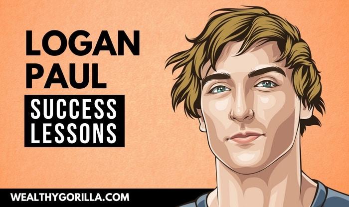 Logan Paul's Success Lessons