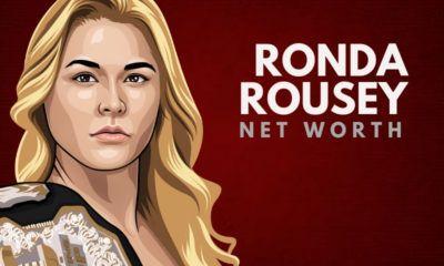Ronda Rousey's Net Worth