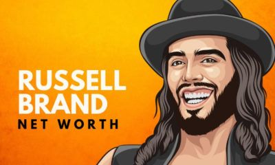 Russell Brand's Net Worth