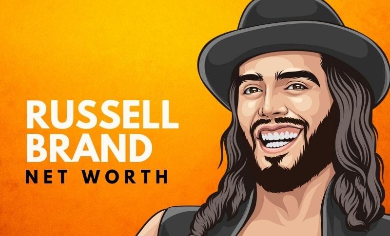 Russell Brand's Net Worth