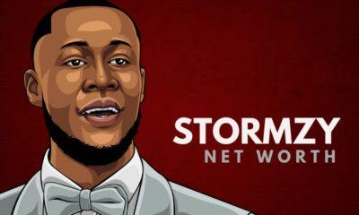 Stormzy's Net Worth