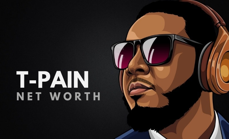 T-Pain's Net Worth