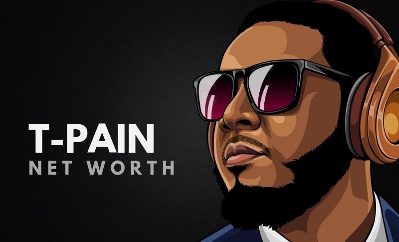 T-Pain's Net Worth